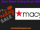 Macys Black friday 2020
