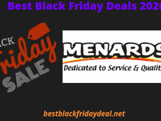 Menards Black Friday 2020