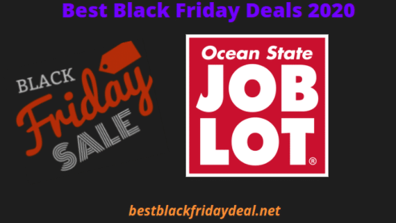 Ocean State Job Lot Black friday 2020