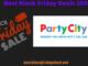 PArty City Black friday 2020