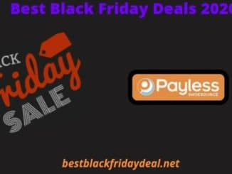 Payless Black Friday Deals 2020