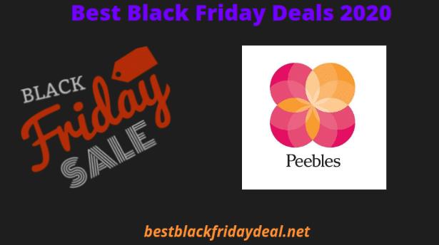 Peebles Black Friday Deals 2020
