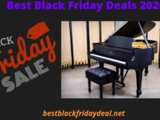 Piano Black Friday 2020