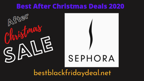 Sephora After CHristmas 2020 Sale
