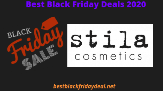 Stila Cosmetics Black Friday 2020