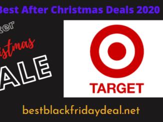 Target After Christmas Sale 2020