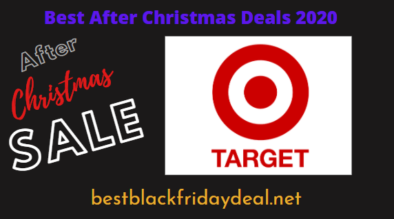 Target After Christmas Sale 2020