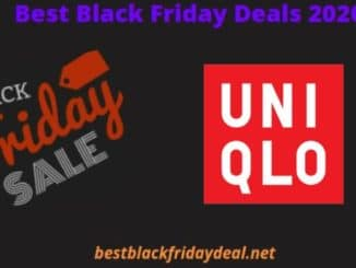 Uniqlo Black Friday Deals 2020