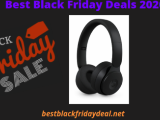 Wireless headphones Black Friday 2020