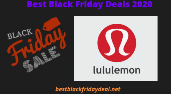 Lululemon Black Friday 2020