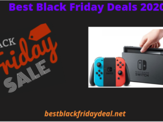 Nintendo Switch Black Friday 2020