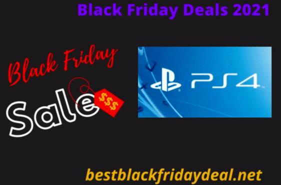 PS4 Black Friday 2021