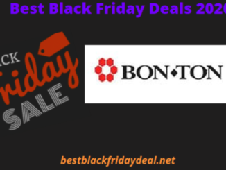 Bon Ton Black Friday 2020