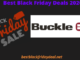 Buckle Black Friday 2020