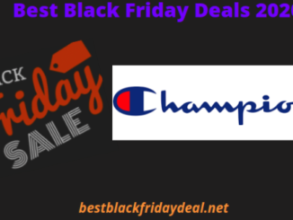 Champion Black Friday 2020