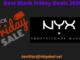 NYX Black Friday 2020