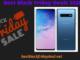 Samsung Galaxy S10 Black Friday 2020