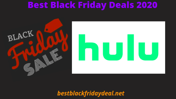 hulu black friday 2020