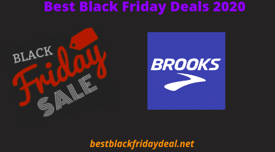 brooks shoes black Friday 2020