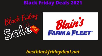Blains Farm and Fleet Black Friday Sales 2021