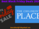 The Children's Place Black Friday 2020