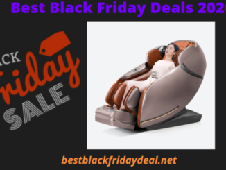 massage chair black friday 2020