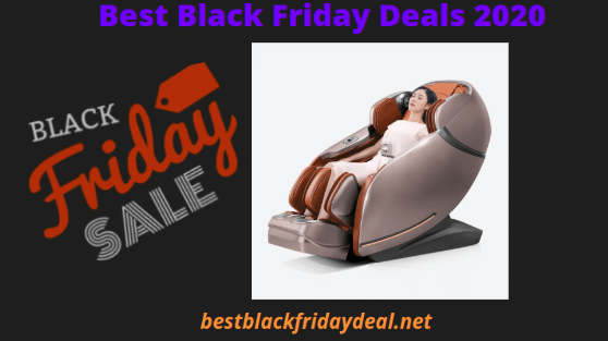 Massage Chair Black Friday 2020 Deals: Discounts & Offers