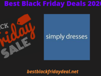 SImply dresses Black friday 2020