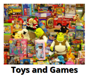 Toys and games black friday 2021