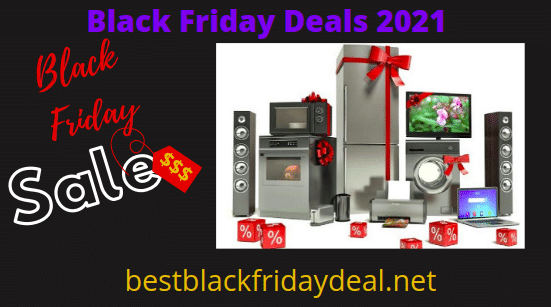 Black Friday Electronics Deals 2021