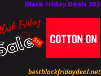 Cotton On Black Friday 2021