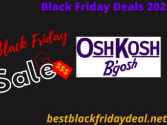 Oskosh Black Friday Deals 2021