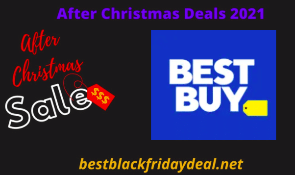 Best Buy After Christmas Sale 2021