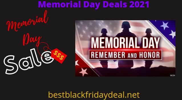 Best Memorial Day Deals 2021