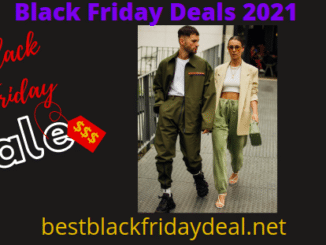 Black Friday Fashion Deals 2021