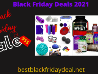 Black Friday Health and Fitness Deals 2021