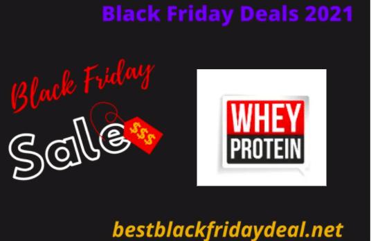 whey protein black friday 2021