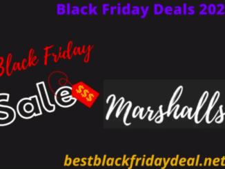 Marshalls Black Friday Deals 2021