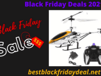 Remote Control Helicopter Black Friday 2021