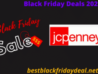 JCPenney Black Friday 2021