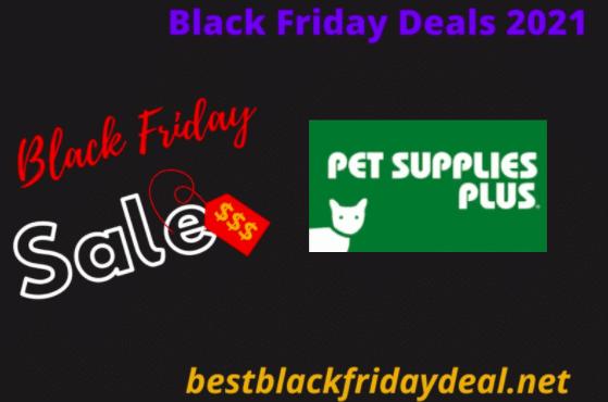 Pet Supplies Plus Black Friday 2021