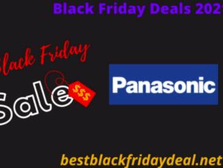 Panasonic Black Friday 2021