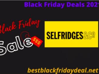Selfridges Black Friday 2021