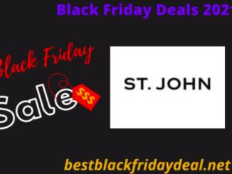 St. John Black Friday 2021