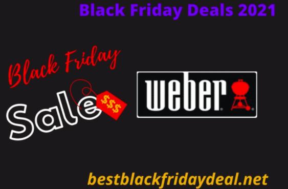 Weber Black Friday 2021