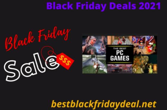 Black Friday PC Games 2021
