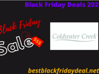 Coldwater Creek Black Friday 2021