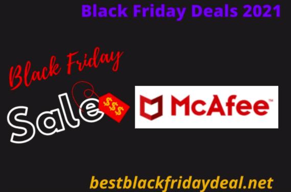 McAfee Black Friday Deals 2021