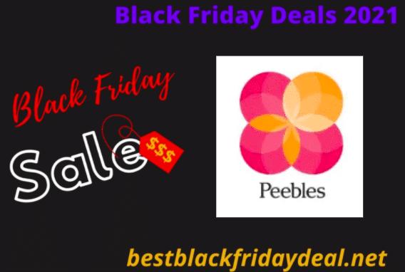 Peebles Black Friday Deals 2021