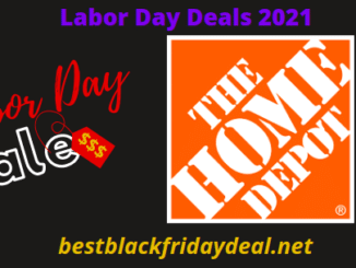 Home Depot Labor Day Sales 2021